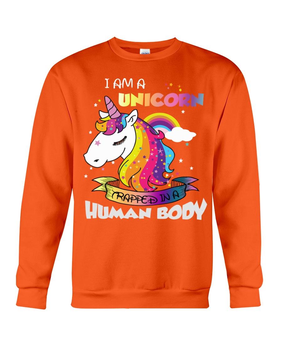 I Am A Unicorn Crewneck Sweatshirt