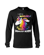 I Am A Unicorn Long Sleeve Tee thumbnail