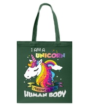 I Am A Unicorn Tote Bag thumbnail