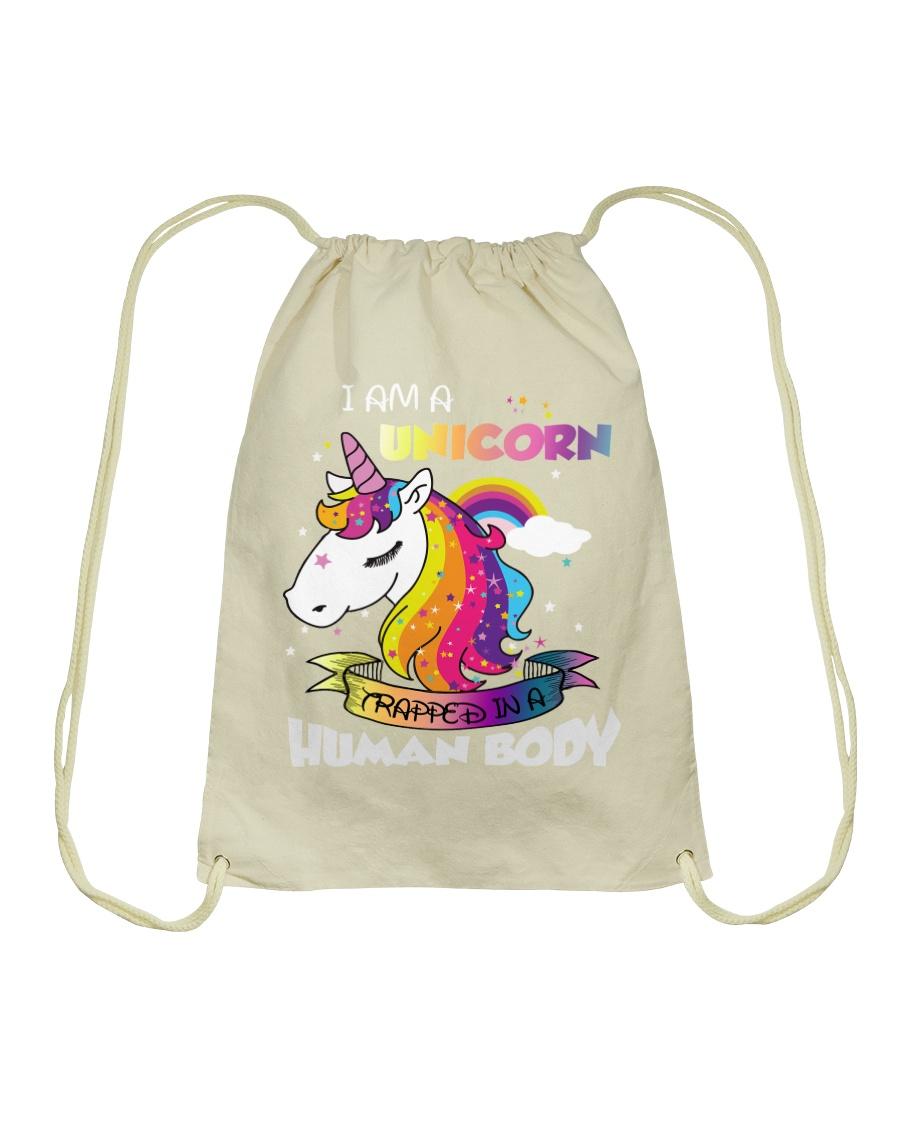 I Am A Unicorn Drawstring Bag