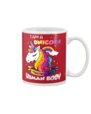 I Am A Unicorn Mug front
