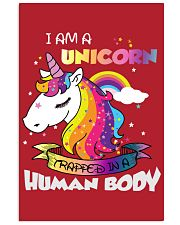 I Am A Unicorn 11x17 Poster front