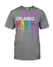 Be Strong Orlando Classic T-Shirt front
