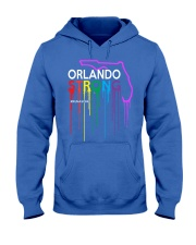Be Strong Orlando Hooded Sweatshirt front