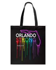 Be Strong Orlando Tote Bag thumbnail