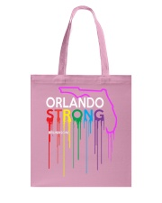 Be Strong Orlando Tote Bag front