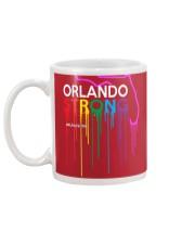 Be Strong Orlando Mug back