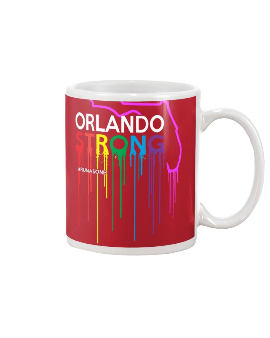 Be Strong Orlando Mug