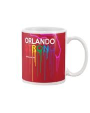 Be Strong Orlando Mug front