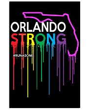 Be Strong Orlando 11x17 Poster thumbnail