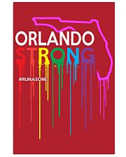 Be Strong Orlando 11x17 Poster front