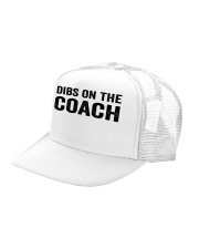 Dibs on the COACH Trucker Hat left-angle