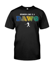 Brandon Lowe Is A Dawg Shirt Classic T-Shirt tile