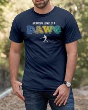 Brandon Lowe Is A Dawg Shirt Classic T-Shirt apparel-classic-tshirt-lifestyle-front-53