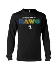 Brandon Lowe Is A Dawg Shirt Long Sleeve Tee thumbnail
