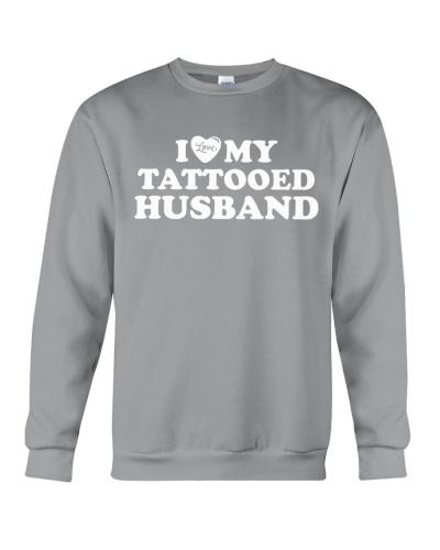 I Love My Tattooed Husband