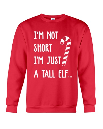 Im not Short i'm just a Tall Elf