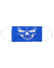Stylish Skulls Cloth face mask aos-face-mask-coverlet-lifestyle-front-01