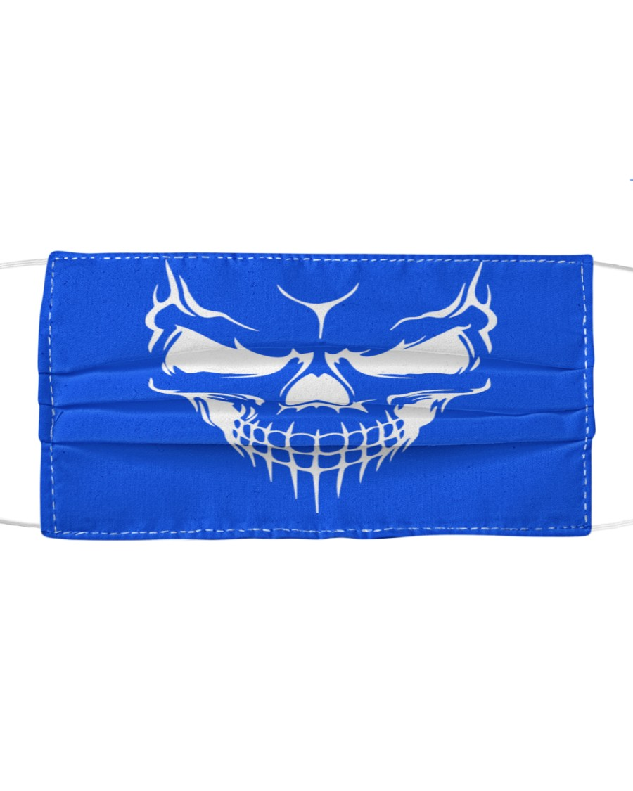 Stylish Skulls Cloth face mask