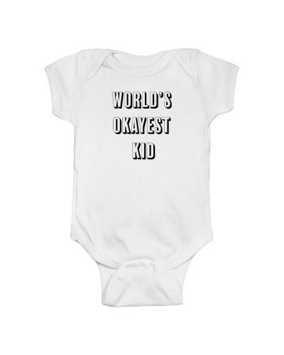 worlds okayest kid