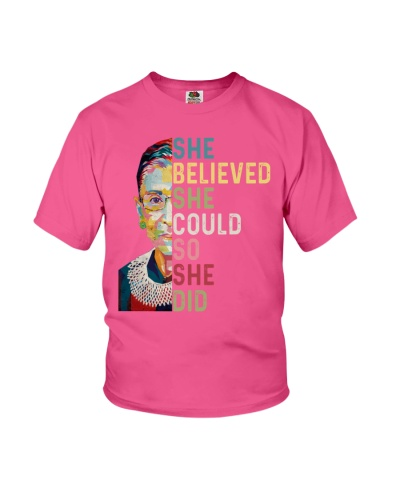 She Believed - She Could So She Did