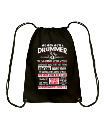 DRAWSTRING BAGS-DRUMMER