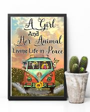 Hippie vs Animal 11x17 Poster lifestyle-poster-8