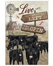 Black Angus poster 11x17 Poster front