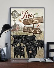Black Angus poster 11x17 Poster lifestyle-poster-2