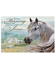 Poster horse 17x11 Poster front