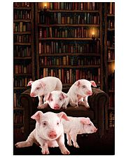Pig-Book 24x36 Poster front