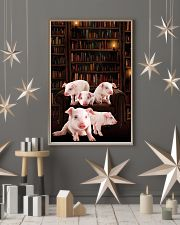 Pig-Book 24x36 Poster lifestyle-holiday-poster-1