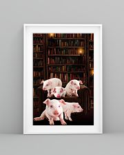 Pig-Book 24x36 Poster lifestyle-poster-5
