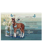 horse 17x11 Poster front