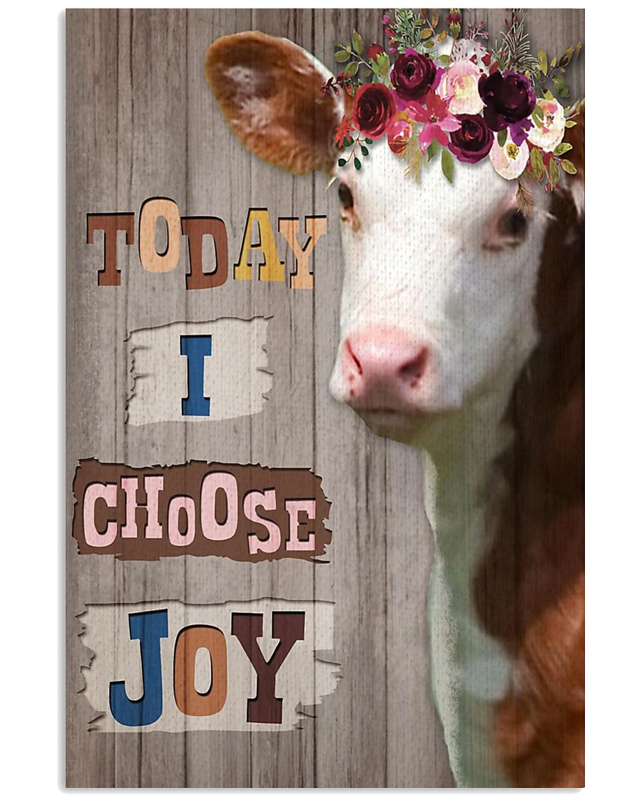 poster cow 11x17 Poster
