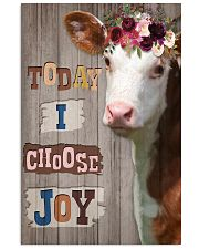 poster cow 11x17 Poster front