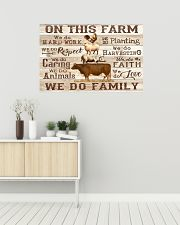On this Farm 36x24 Poster poster-landscape-36x24-lifestyle-01