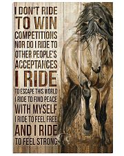Poster Horse 11x17 Poster front