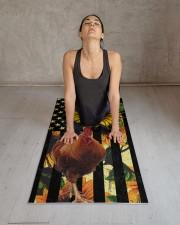chicken Yoga Mat 24x70 (vertical) aos-yoga-mat-lifestyle-17