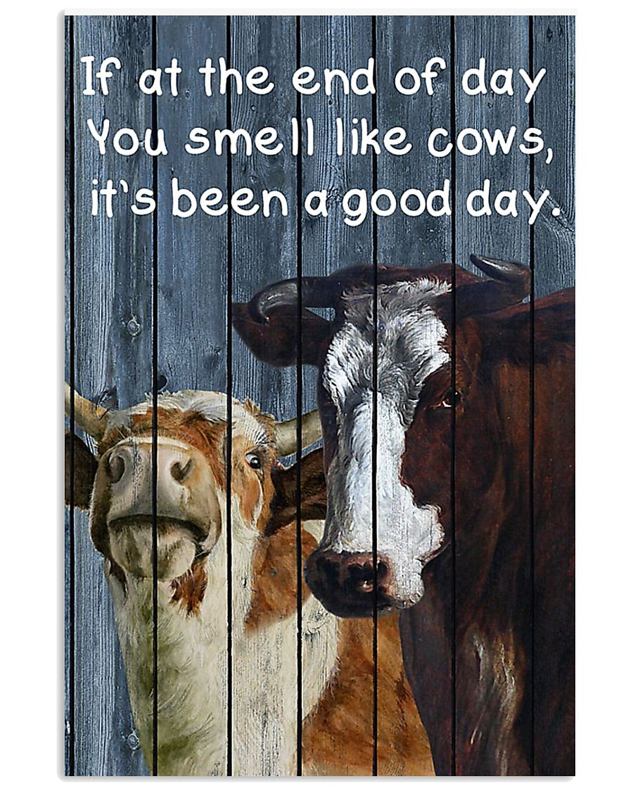 Smell like cows 24x36 Poster