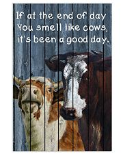 Smell like cows 24x36 Poster front