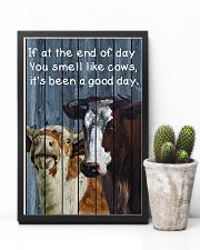 Smell like cows 24x36 Poster lifestyle-poster-8