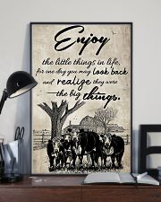 poster cow 11x17 Poster lifestyle-poster-2