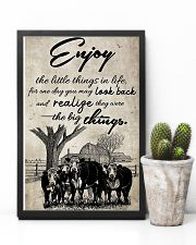 poster cow 11x17 Poster lifestyle-poster-8