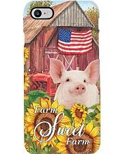 Phone Case Pig  Phone Case i-phone-8-case
