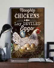 Poster chicken 11x17 Poster lifestyle-poster-2