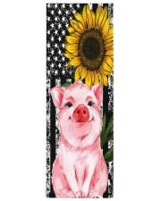 Pig Yoga Mat 24x70 (vertical) front