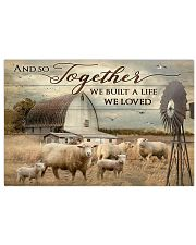 Poster Sheep  17x11 Poster front