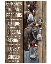 poster Donkey 11x17 Poster front