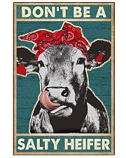 Poster Cow2 11x17 Poster front